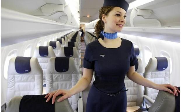 Preguntas que las aeromozas están hartas de oír