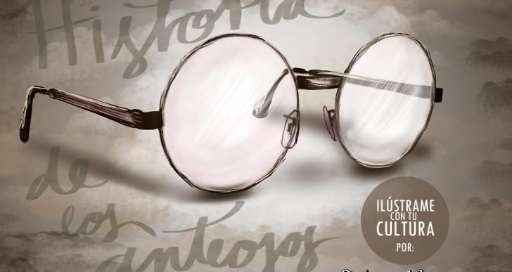 Ilústrame con tu cultura: Los anteojos
