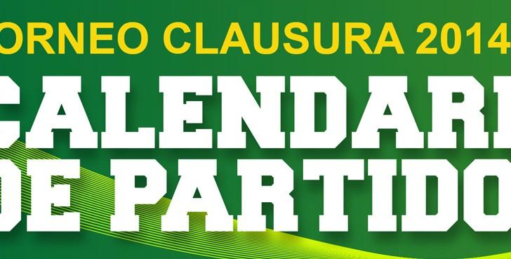 Calendario completo del Clausura 2014 de la Liga MX