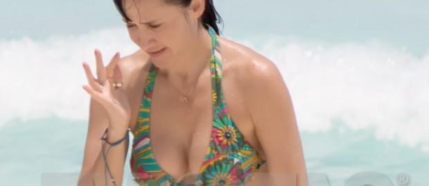 Pierde Susana Zabaleta a su hija en playa de Acapulco