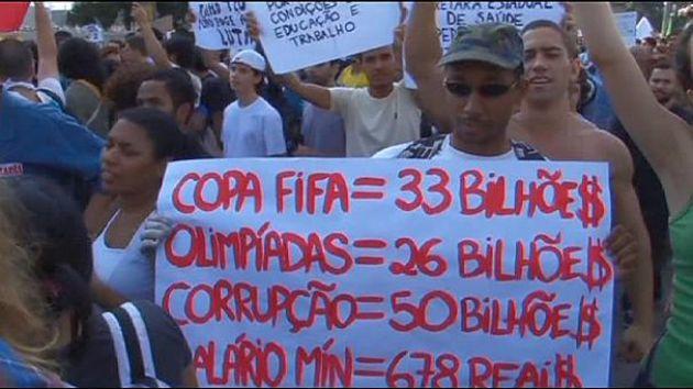 Listo el motín antidisturbios para el Mundial Brasil 2014