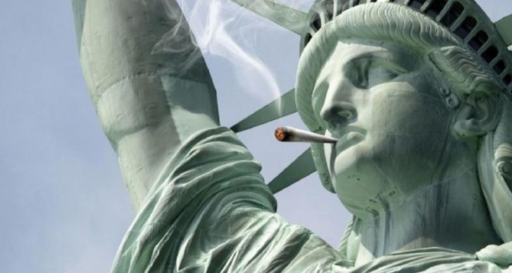 Nueva York también legalizará la marihuana
