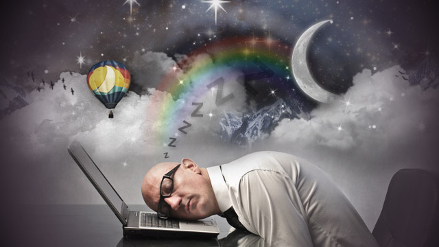 El sueño no tiene el respeto que se merece