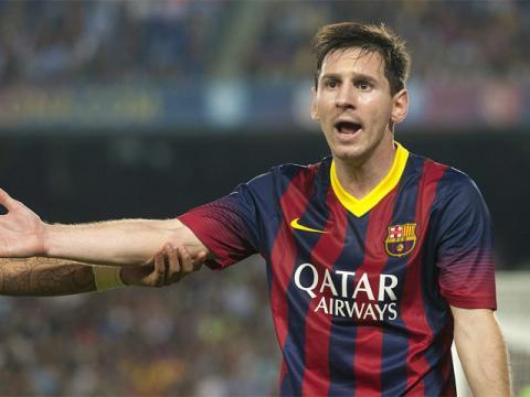 Messi es convocado para encuentro Barcelona-Getafe