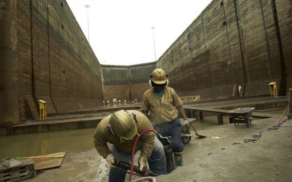 ¿Podrá concluir la ampliación del Canal de Panamá?
