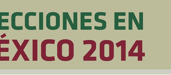 Este 2014 habrá elecciones en México