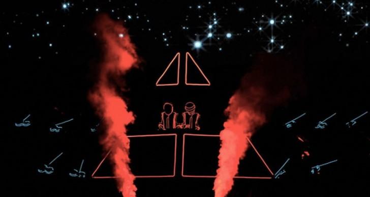 Daft Punk actuará junto a Stevie Wonder en los Grammy