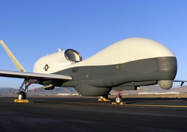 La marina de EUA recibirá un dron del tamaño de un Boeing 757