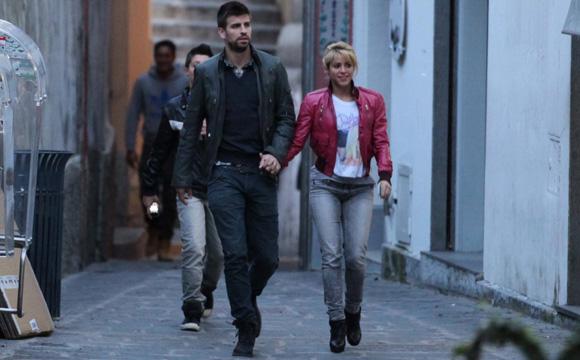 Shakira asegura que a Gerard Piqué no le gustan las mujeres delgadas