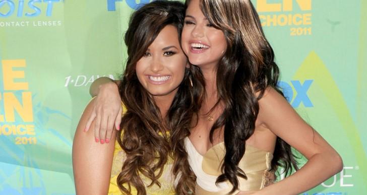 Demi Lovato aconseja a Selena Gomez tomarse un descanso