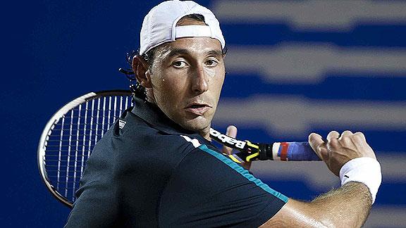 Cae Santiago González en ATP de Auckland