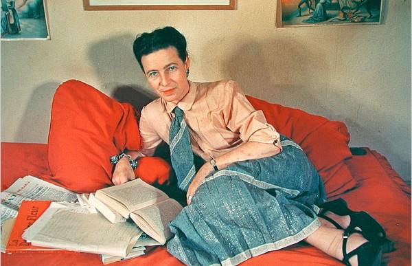 «No se nace, se deviene mujer», Simone de Beauvoir, a 106 años de su nacimiento