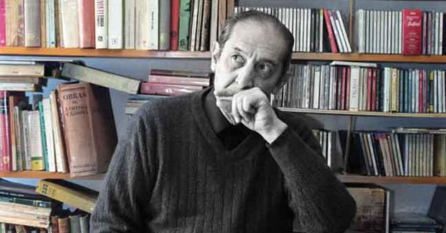 El 6 de febrero recibirá Eduardo Lizalde el Premio García Lorca