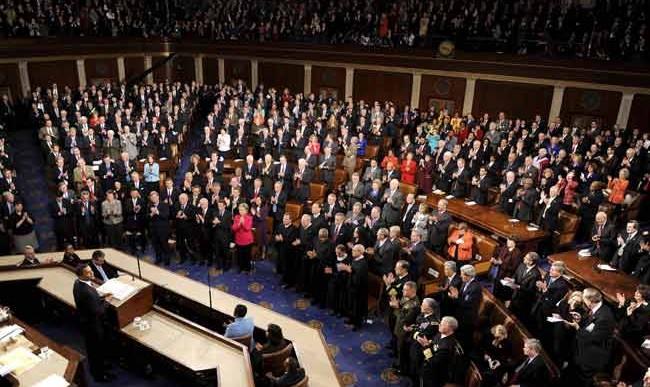 Más de la mitad de los congresistas de EUA son millonarios