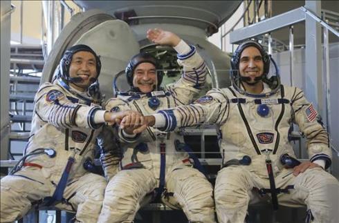 Emitirán el primer programa en directo desde el espacio
