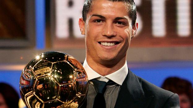 Cristiano Ronaldo gana el Balón de Oro 2013