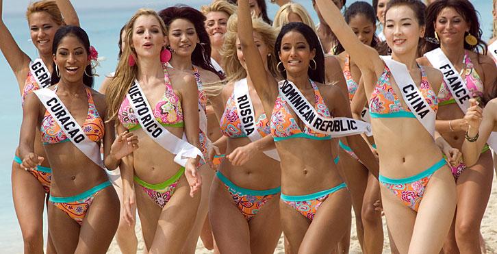 Brasil podría ser la sede del Miss Universo 2014