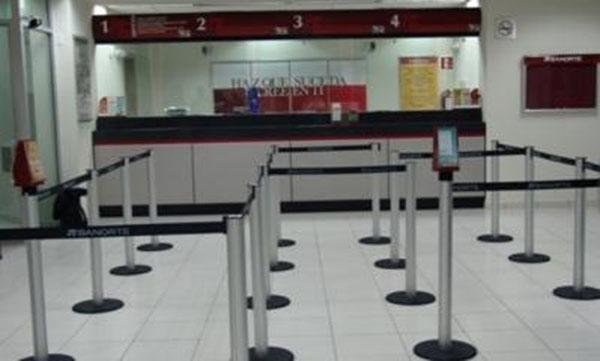Sin operaciones bancarias el próximo 3 de febrero