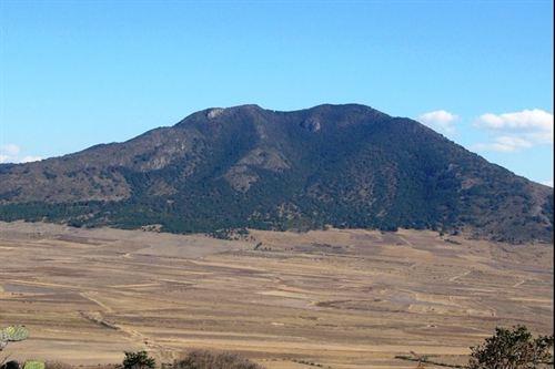 Ubican el mítico cerro de Coatepec