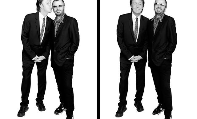Paul McCartney y Ringo Starr actuarán en la entrega del Grammy