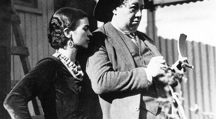 El amor de Frida y Diego a través de la grafología
