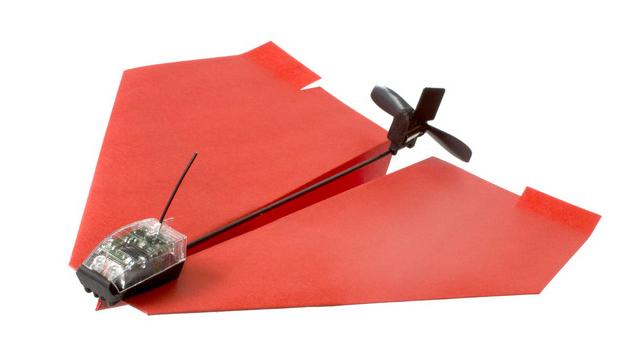Los aviones de papel del siglo XXI