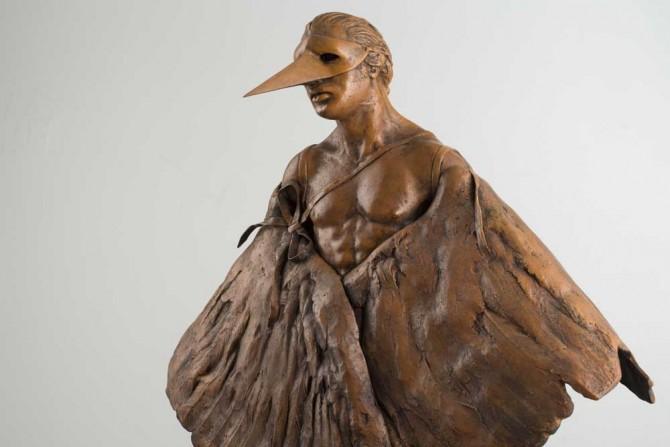 Expone Jorge Marín en el Museo de Arte de Guangdong de China