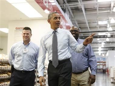 Por qué Obama es fan de Costco