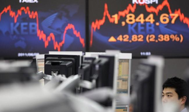 Crisis financiera «está doblando la esquina»