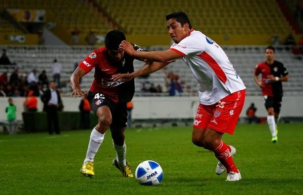 Atlas se conforma con empate 1-1 ante Necaxa