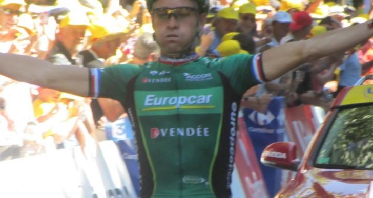 Sufre fractura ciclista Voeckler