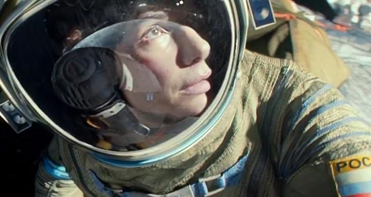 Gravity no es una película mexicana