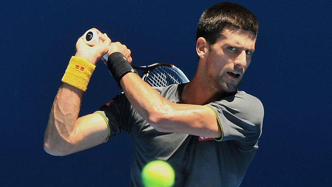 Djokovic y Ferrer se instalan en cuartos del Abierto de Australia