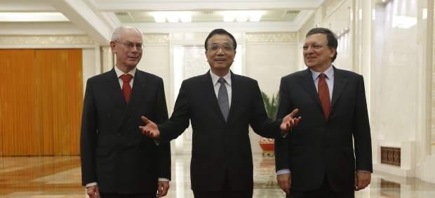 Inician China y UE negociación sobre protección de inversiones