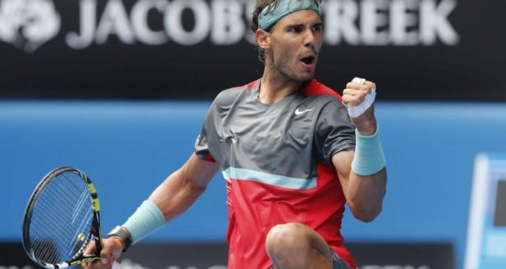 Nadal gana contra Ferrer, pasa a semifinales