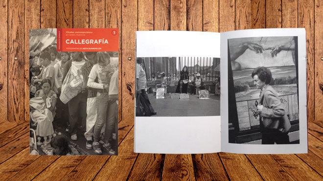 Keith Dannemiller explicará su proyecto «Callegrafía»