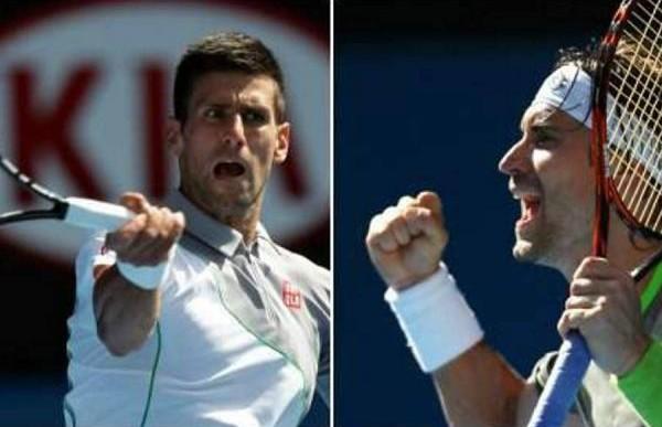 Eliminan a Djokovic y Ferrer del Abierto de Australia