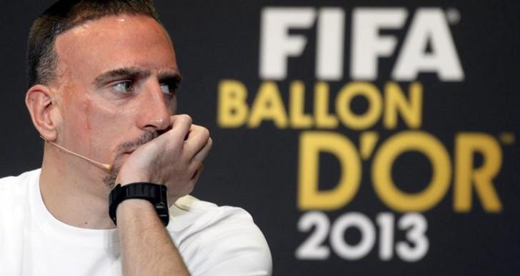 Ribéry, la estrella de Francia en polémica por prostitución