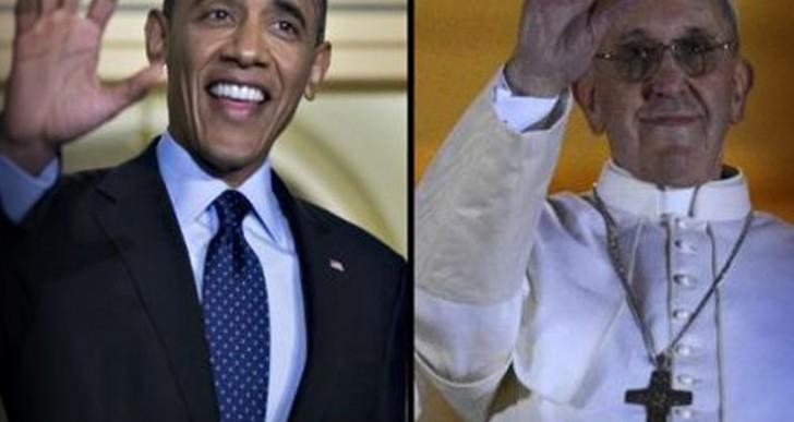 Obama se reunirá con el Papa Francisco