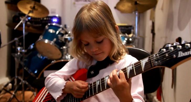 12 razones por las que un niño debería estudiar música