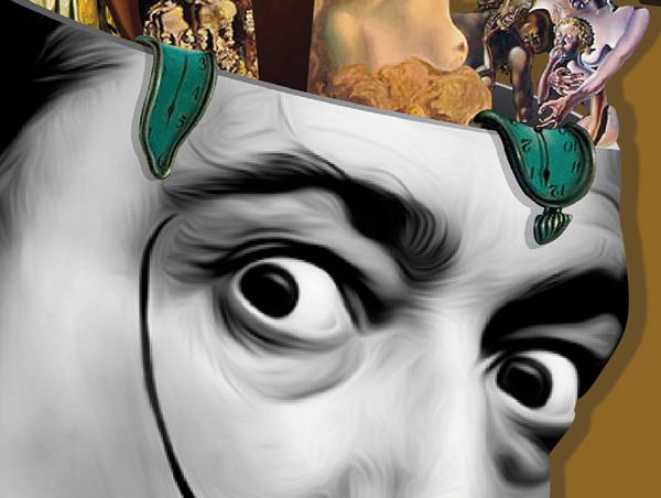 25 años sin Salvador Dalí: el maestro del surrealismo