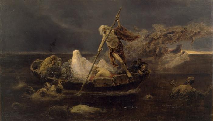 Ecos del Pasado: Hades el señor del Inframundo