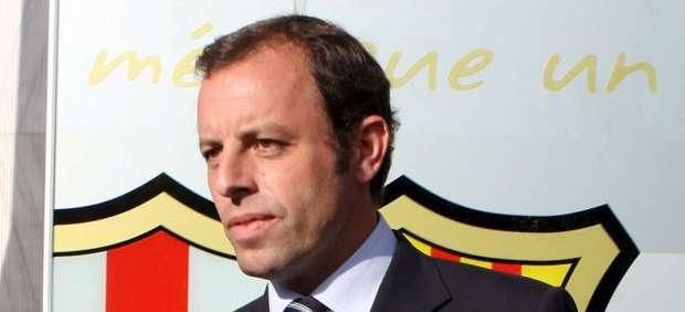 Renuncia Sandro Rosell a la presidencia del Barcelona