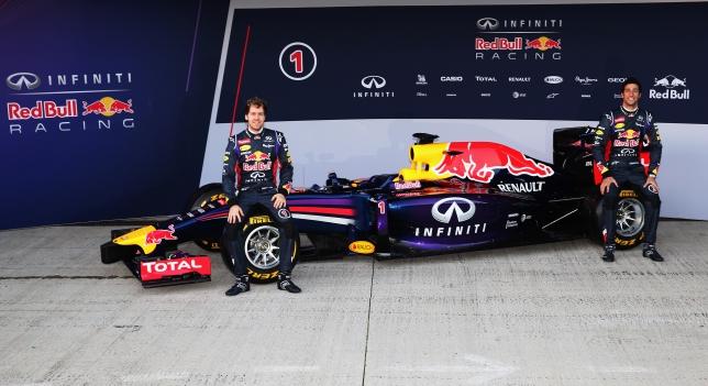 Presenta Red Bull su RB10