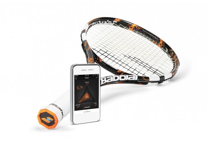 La raqueta inteligente que podría revolucionar el tenis