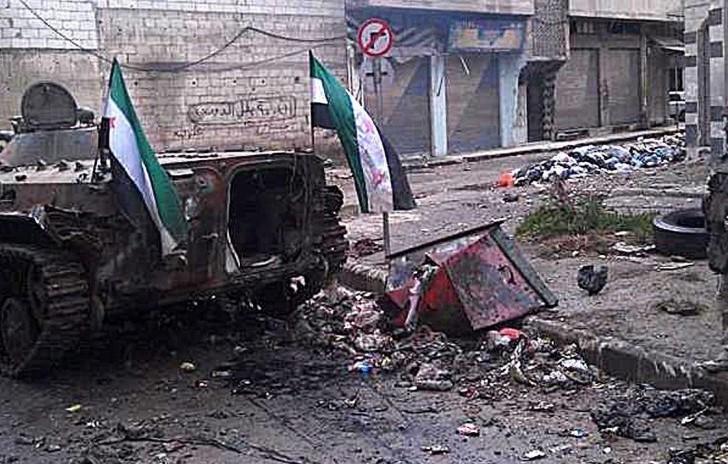 Lista ONU para entrar en ciudad asediada de Homs