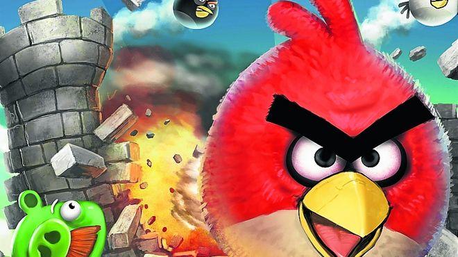 Angry Birds sería usado por Estados Unidos para espiar