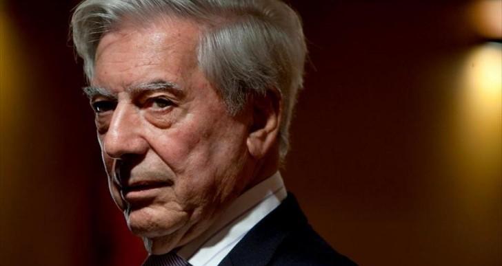 Vargas Llosa: «Es difícil describir la realidad sin hablar del sexo»