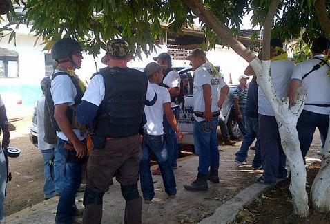 Nexos autodefensas-crimen organizado