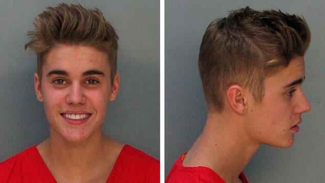 Se declara inocente Justin Bieber